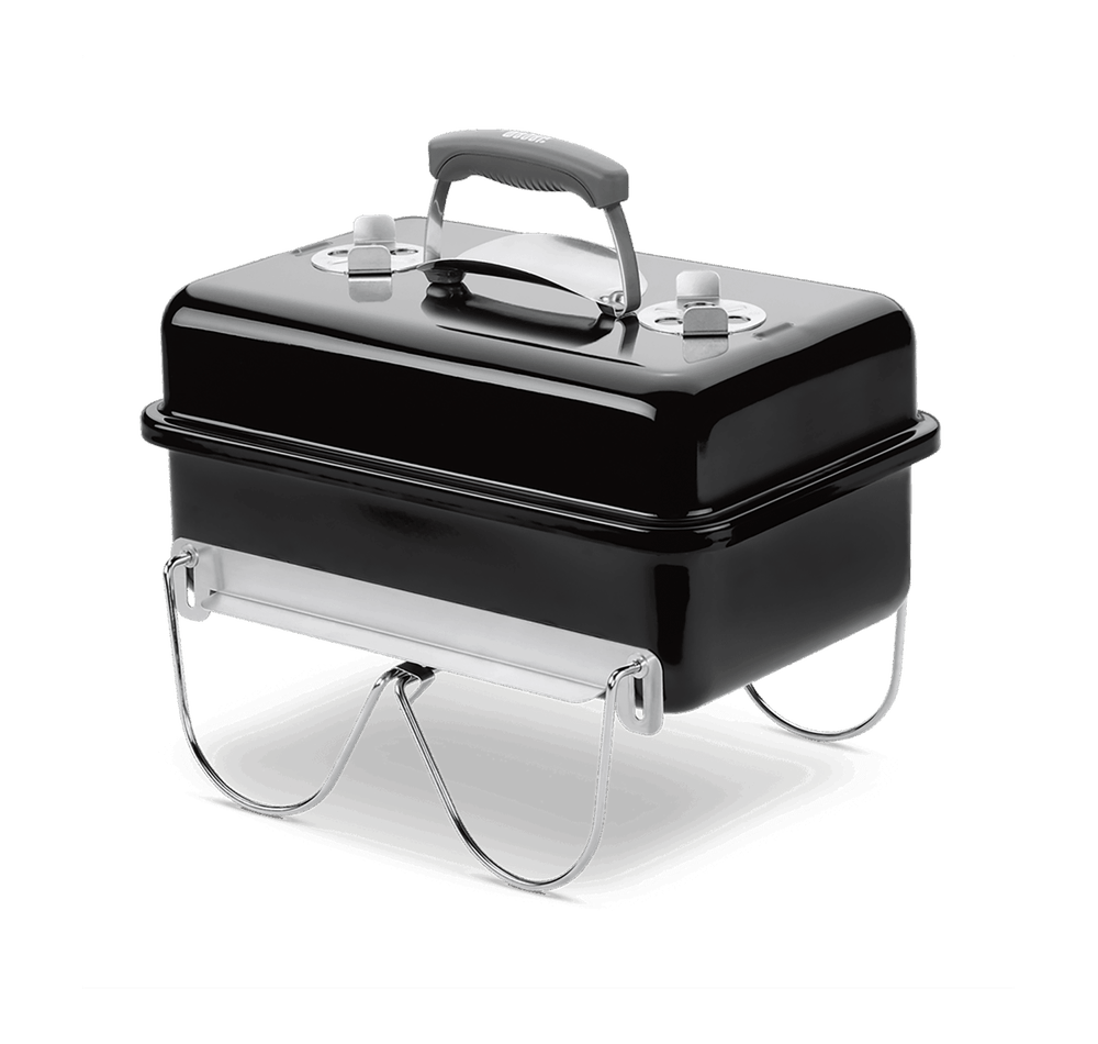 weber go anywhere-best-small-charcoal-grills