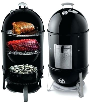 Weber-Smokey-Mountain-Cooker-18-Inch-best-charcoal-smokers