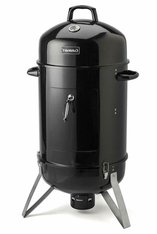 Cuisinart COS 118 Charcoal Smoker Best Charcoal Smokers - Best Charcoal Grills For Smoking 2021