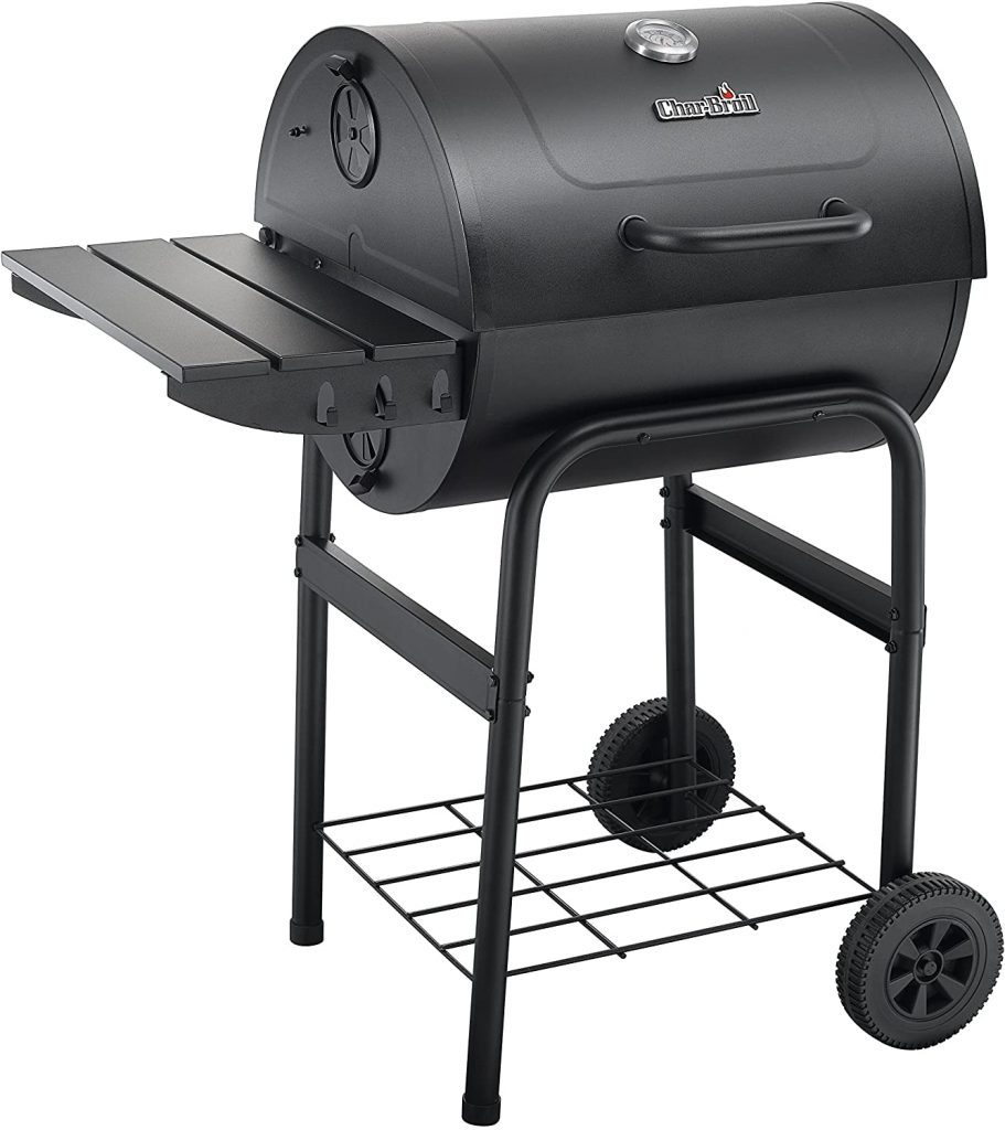 Char-Broil American Gourmet 800-best-charcoal-grill-smoker-combo