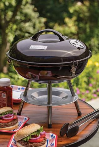 Best portable charcoal grill Best Portable Charcoal Grill to take on family outings