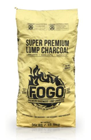 FOGO lump charcoal Best Lump Charcoal to Sizzle your Steaks - 2021 Buyer's Guide
