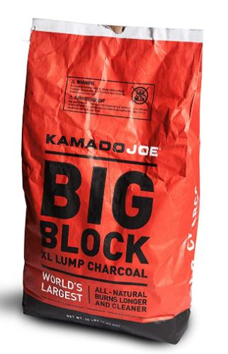 Kamado Joe lump charcoal Best Lump Charcoal to Sizzle your Steaks - 2021 Buyer's Guide