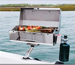 Kuuma charcoal grill Best Grill for Boats - What to Buy in 2021