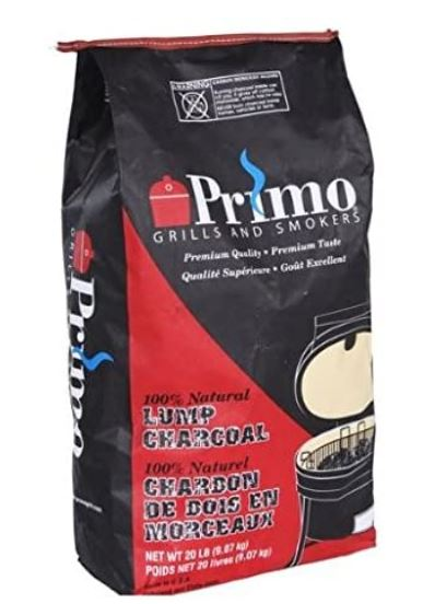 Primo Natural Lump Charcoal Best Lump Charcoal to Sizzle your Steaks - 2021 Buyer's Guide