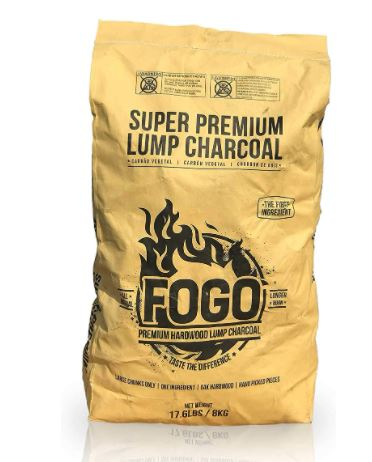 fogo super premium lump charcoal Best Lump Charcoal to Sizzle your Steaks - 2021 Buyer's Guide