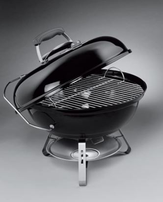 weber charcoal grill for camping