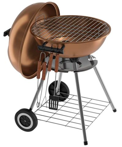 venyn portable charcoal grill The Best Charcoal Grill for Camping in 2021